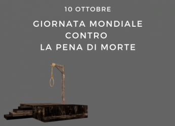 Giornata mondiale contro la pena di morte